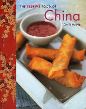 THE FESTIVE FOOD OF CHINA Deh-Ta Hsiung COOKBOOK COOK COOKING RARE BOOK B4