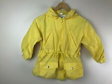 Nordstrom Kids Girls Yellow 6X Jacket