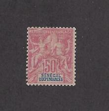 "SENEGAL - 49 - MH - 1892 - ""NAVIGATION & COMMERCE"""