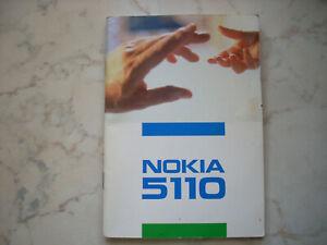 Manuel utilisation  pour Nokia 5110