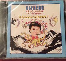 Alfredo y sus Teclados el pulpo  a mover el Pollo CD New Sealed Nuevo