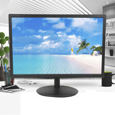19 inch Portable LED Smart Digital LCD TV 16:10 HDMI VGA AV HD Television Player