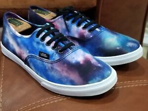 VANS OFF THE WALL UNISEX TIE DYE SHOES MENS 7.5 WOMENS 9
