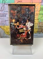 SHIPS SAME DAY Blacks' Magic (1990) Salt-N-Pepa Cassette Tape Hip Hop
