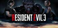 RESIDENT EVIL 3 STEAM FULL GAME ACCESS