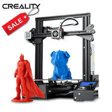 Used CREALITY 3D Printer Ender 3 Pro 220X220X250mm MW Power Magnetic Hot Bed