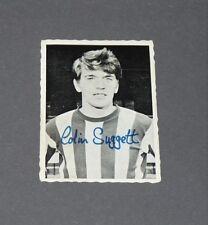 A & BC GUM CARD FOOTBALL ENGLAND 1969 COLIN SUGGETT WEST BROMWICH ALBION BAGGIES