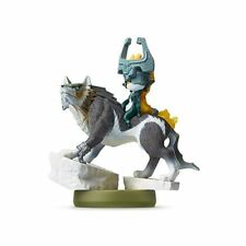 Nintendo Amiibo Legend of Zelda Breath of the Wild Wolf Link Twilight Princess