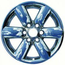 "Fits Nissan Titan 2008-2015 CCI CHROME 18"" Wheel Skins Hubcaps Wheel Covers"