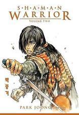 Shaman Warrior Paperback by Park Joong-Ki Volume 2 9781593077495