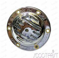 Vespa Shell Horn 6V Grill Chrome Vbb Vba Vbc Super Sprint 150 125 Vna Vnb Vl