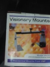 Visionary mounts vcr/dvd/satellite receiver
