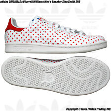 adidas ORIGINALS x Pharrell Williams Men's Sneaker Stan Smith SPD(8)White B25401