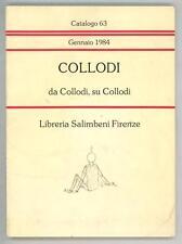 Collodi da Collodi, su Collodi (Pinocchio Books & Illus) Catalogo 63