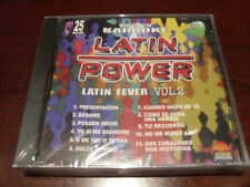 LATIN POWER KARAOKE VCD DVD VCLP-025 LATIN FEVER VOL 2 SEALED