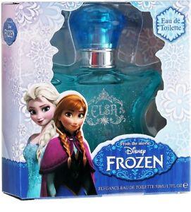 Disney Frozen Children's Elsa EDT Perfume 50ml In Fancy Box - Eau de Toilette