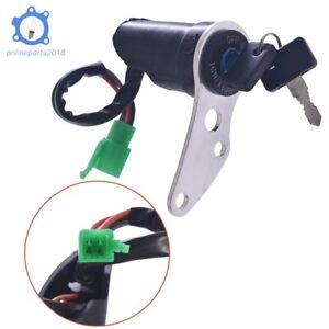 Ignition Switch For Suzuki DRZ400S DR-Z400S DR-Z400SM 37110-29F00 NEW