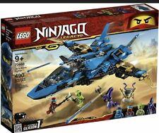 Lego Ninjago 70668 Jay's Storm Fighter New bRick bUilding