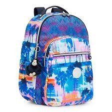 Kipling Seoul Go Printed Prisms Combo Laptop Backpack Prtdprsmco