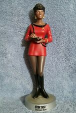 "1997 Star Trek 12""  Lt. Uhura Statue Paramount Pictures Viacom #211 of 2500"
