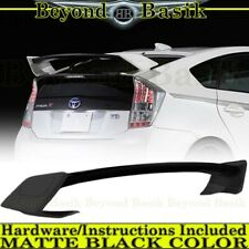 2016-2018 Toyota Prius Passenger Side Rear Lower Spoiler; For Use With 15 Inch Wheels; Except Touring Model; Prime//Paint To Match Finish; Made Of Pp Plastic Partslink TO1105135C