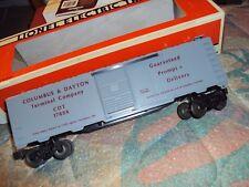 1990 Lionel TTOS Convention Car 6-17884 Made In USA New In Original Box