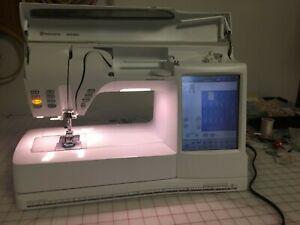Husqvarna Viking Designer SE Sewing Quilting Machine w/ Stitch Regulator