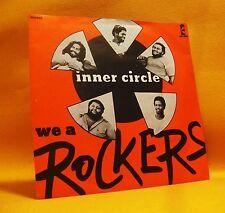 "7"" Single Vinyl 45 Inner Circle We 'A' Rockers 2TR 1979 (MINT) Roots Reggae RARE"