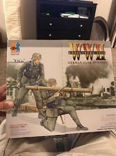 "Klein / Gross German Tank Hunters WWII Konigsberg 1945 12"" Dragon Figures GI Joe"