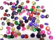 Multi Glass Round Jewellery Making Beads