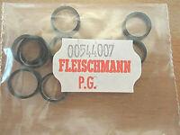 Fleischmann 544007 HO Haftreifen 10 Stück 9 mm x 10,6 mm