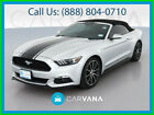 2016 Ford Mustang EcoBoost Premium Convertible 2D Power Windows Leather Cruise Control Power Steering Perimeter Alarm System