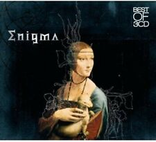 Best Of - 3 DISC SET - Enigma (2012, CD NEUF)