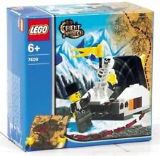 Genuine Lego Orient Expedition 7409 Secret Of The Tomb- New-Outer Box damaged