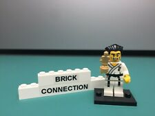 NEW LEGO Collectible Series 2 Karate Master minifigure - complete set