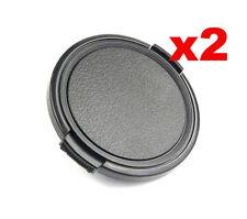 2x Bouchon cache objectif 58 mm pour Canon 18-55 Nikon Tamron Sigma