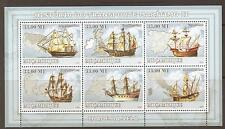 MOZAMBIQUE HISTORY OF SHIPS (1) MNH