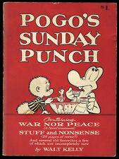 Walt Kelly: Pogo's Sunday Punch PBO (1st) (1957)