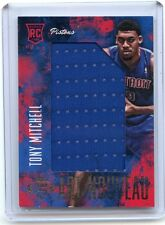 2013-14 COURT KINGS #7 TONY MITCHELL JERSEY ROOKIE RC #300/325, DETROIT PISTONS