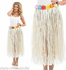 femmes Hula fille Herbe Jupe Costume Déguisement 61-127cm taille grande taille