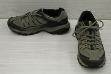 New listing Skechers After Burn Memory Fit 50125 Athletic Shoe - Men's Size 8.5, Taupe