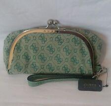 GUESS Mini Clutch-Wristlet- Wallet • Guess Logo as shown NWT.