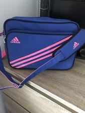 Adidas Blue/pink Sports Bag
