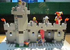 Lego Vintage 6062 Castle Battle Ram figures accessories Lego land collection