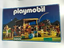 PLAYMOBIL® 3855 PONY HORSE RANCH CHAMPIONS ARENA, COMPLETE NEW IN BOX