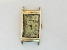 Vintage Waltham 10K Gold Filled Mens Watch Wristwatch - 1755