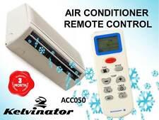 GENUINE KELVINATOR AIR CONDITIONER REMOTE CONTROL # 6711A20013W # ACC050