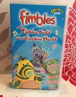 Fimbles Tinkles, Toots And Fimbling Hoots VHS Video Tape Vintage Pre School TBLO