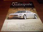 2004 Maserati Quattroporte Road & Track 66-page Guide