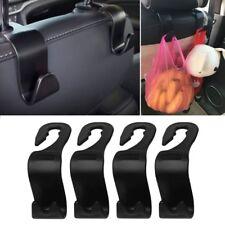 4PCS Car Back Seat Headrest Hanger Storage Hooks For Groceries Bag Handbag lY